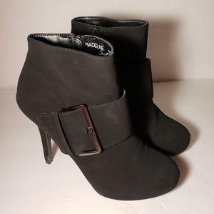 Madeline Stuart High Heel Ankle Booties